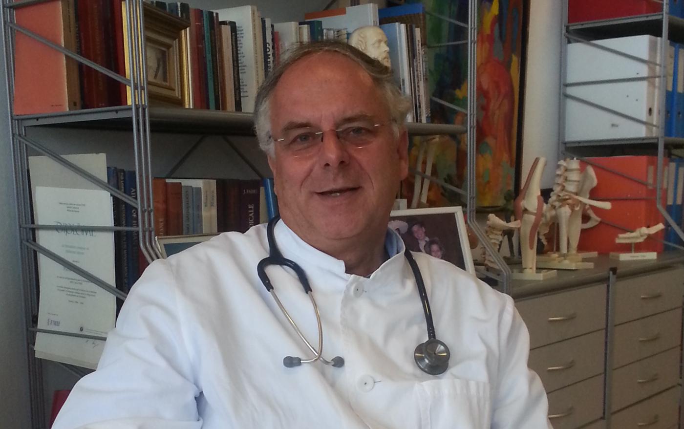 Dr Pierre Froidevaux